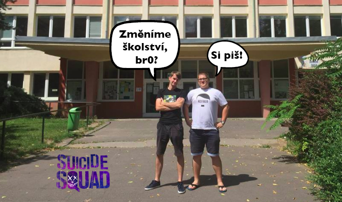 PHG Suicide squad