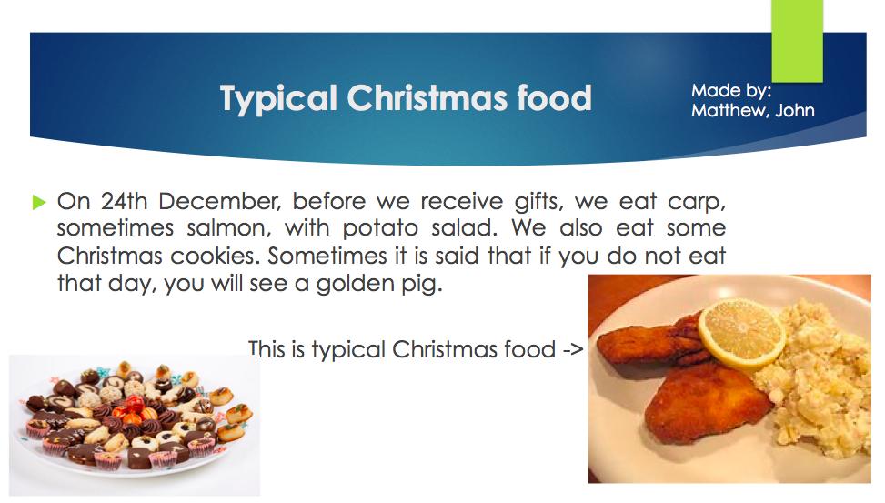 PHG prima: Jak slavíme Vánoce?