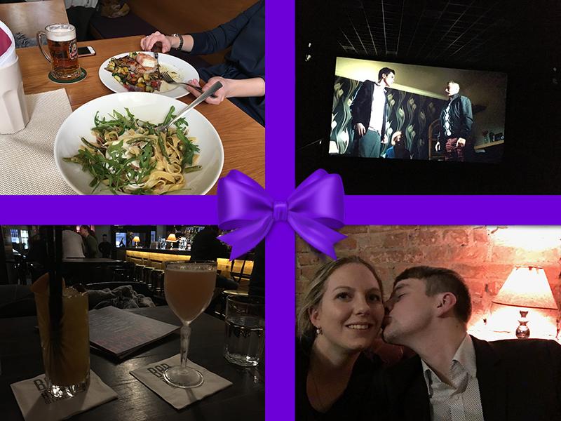 Oběd, kino a zakončení v BKN